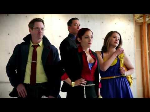 DC HEROES  and VILLAINS: CLOTHING/WARDROBE PITCH SHOOT