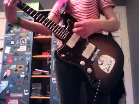 When You Sleep My Bloody Valentine Guitar Cover Youtube