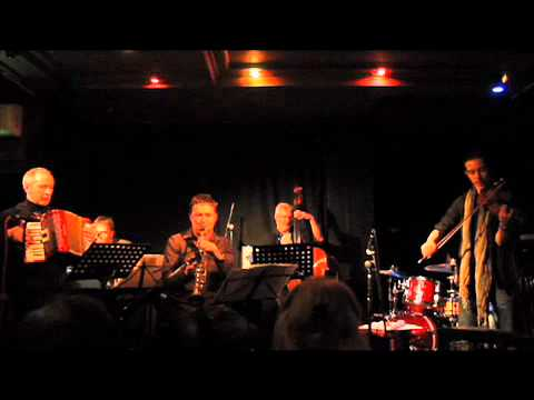 The CLOGGZ perform 'SZPILMAN' by Mark Edwards.mov