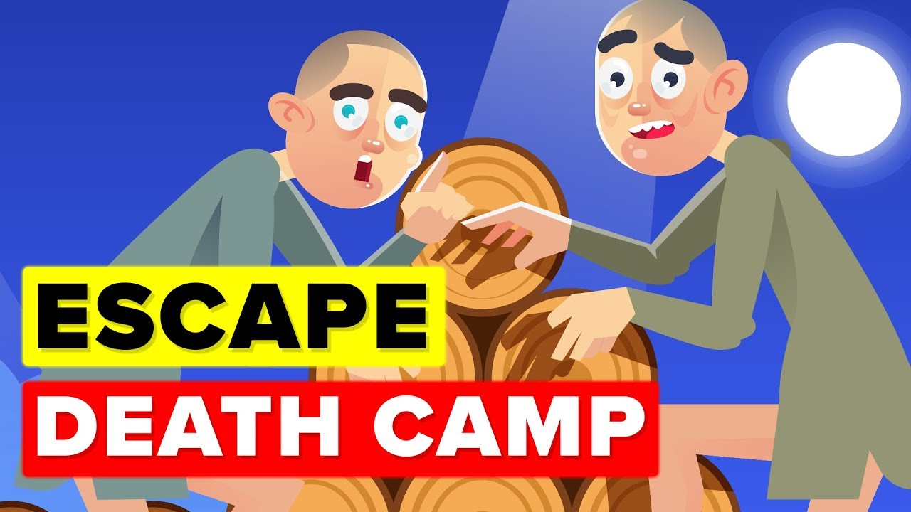 Escaping The Nazi Death Camp