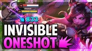 ¡EVELYN SUGAR RUSH! DULCES COMBOS ONE SHOT!  League of Legends