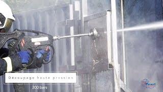 Test de la lance COOLFIRE | Sapeur Pompier de l'Hérault (SDIS 34)