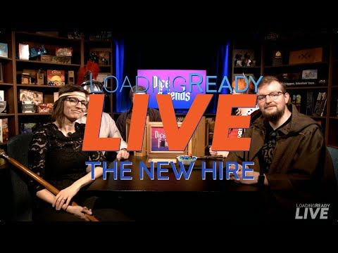 LoadingReadyLIVE Ep32 – The New Hire