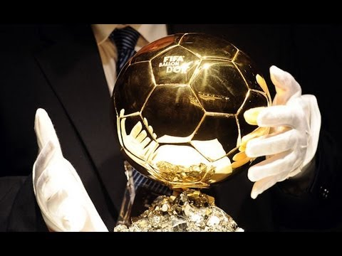 FIFA Ballon d'Or 2012 gala