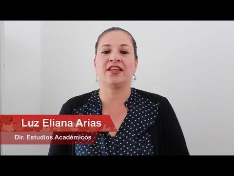 Eliana Arias, Directora De Estudios, Da Las Indicaciones Para Las Jornadas De Enseñanza Virtual