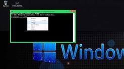 Windows 8.1 ohne Passworteingabe starten