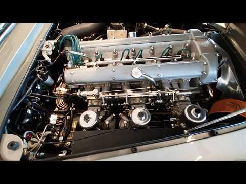 1964 Aston Martin DB5 Engine