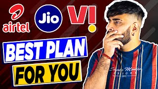 All Postpaid Plans EXPLAINED 2021 - JIO vs VI vs AIRTEL Comparison (Hindi)