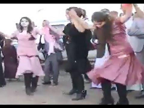 Kocho Yazidis Dancing at Wedding