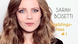 Sarah Bosetti | Lieblingshass #1 – Liebeslyrik aus Hasskommentaren