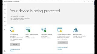 How to Recover deleted file from Windows Defender on Windows 10