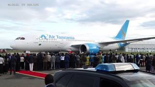 NDEGE Mpya IKITUA Muda Huu AIRPORT