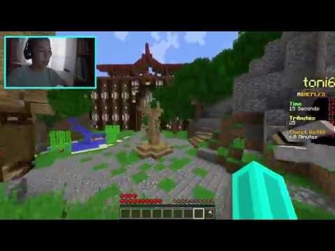 Minecraft Hunger Games - Epizoda 27 - Facecam