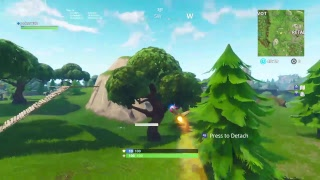 Fortnite FLY EXPLOSIVES