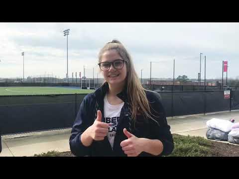 Liberty Women's Lacrosse Vlog!!!!