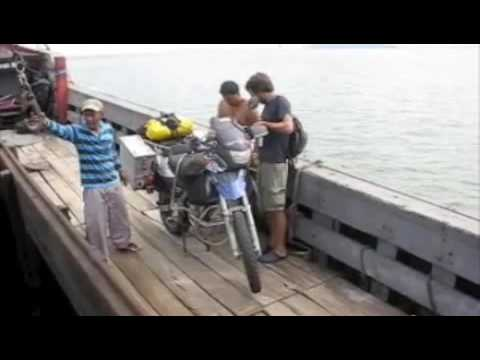 Shipping the bikes from Malaysia to Indonesia