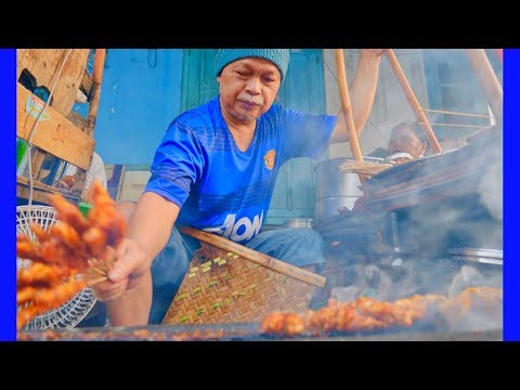 Massive INDONESIAN STREET FOOD tour in Surakarta (SOLO) | Best Indonesian LOCAL food