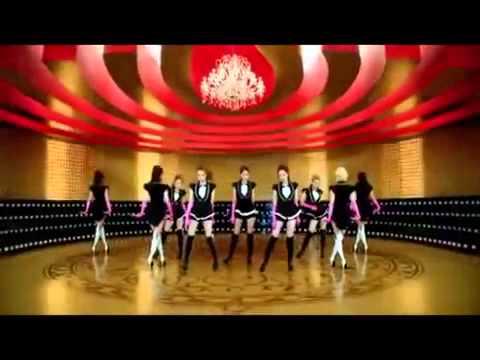 SNSD Girls' Korea Feat Manis Manja Group Feat - Aduh Buyung