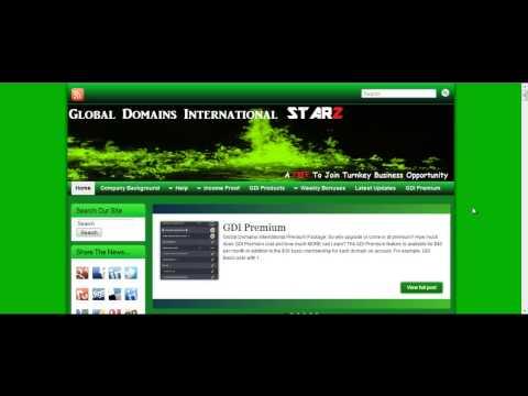 International Domains Explained