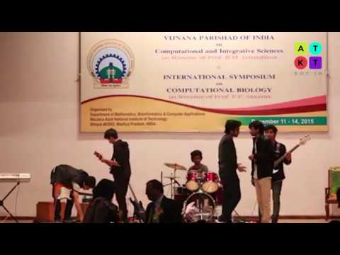 Ace Guitarist from NIT Bhopal Performs With His Band | ATKT.in Boombox