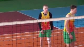 2-й тур чемпионата Украины по пляжному волейболу среди юношей 2000 г. р.