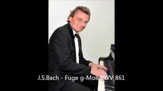 J.S. Bach   Fuge g - Moll BWV 861