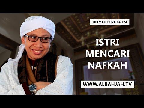 Istri Mencari Nafkah - Buya Yahya Menjawab