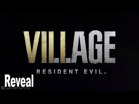 Resident Evil 8 - Reveal Trailer Resident Evil Village [HD 1080P]