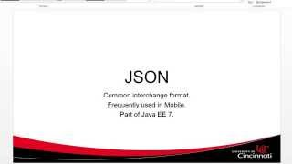 Create JSON with Java, Part 1: Create a Servlet