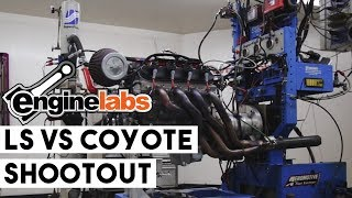EngineLabs LS vs Coyote Shootout: The Winner Crowned