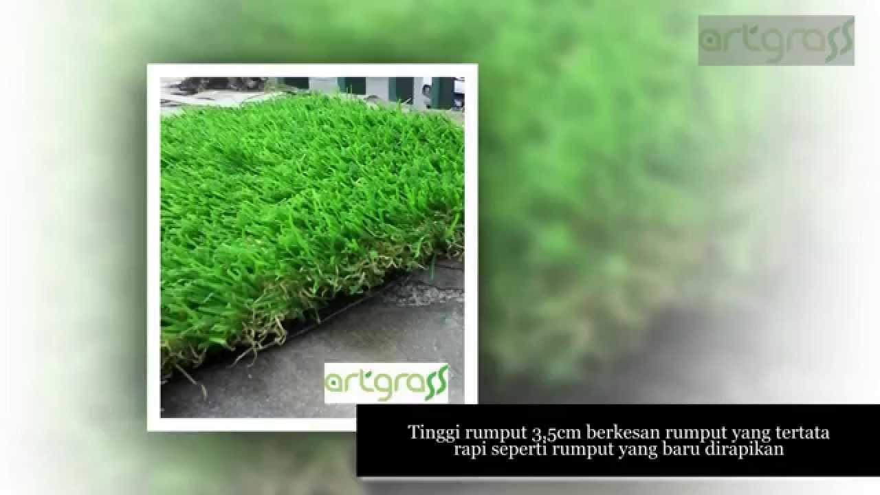 Rumput Sintetis Taman Dan Dekorasi Artsemigreen By Artgrass