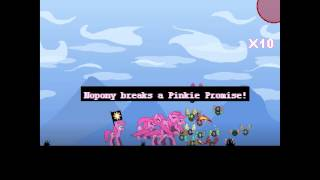 """""""Patapony"""" Gameplay (an MLP/Patapon crossover by ~oddwarg)"""