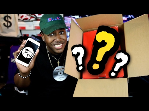 BUYING $800 SNEAKERS OFF AN IPHONE APP! IS GOAT LEGIT?