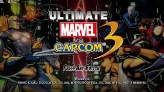 Ultimate Marvel vs. Capcom 3 - PC tour (1080p 60fps)