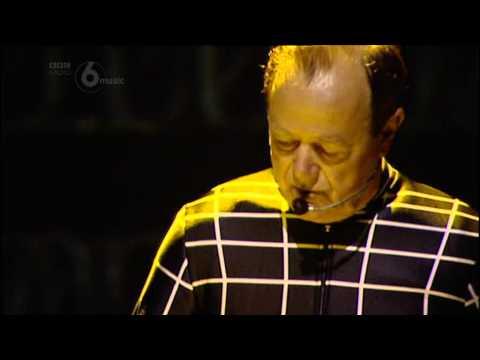 Kraftwerk    LATITUDE FESTIVAL 20 July 2013  SOUTHWOLD UK Radio 6  Red button