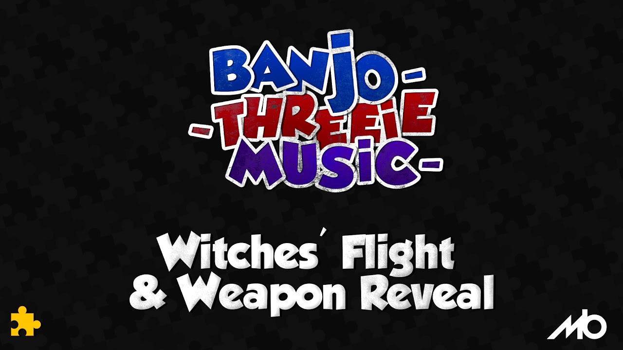 Banjo-Threeie Music - Witches' Flight & Weapon Reveal