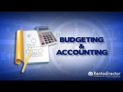 Finance for Directors and Executives- Non profit organisations