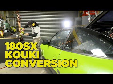 180SX Kouki Conversion