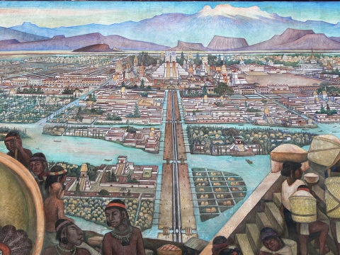 Exploring The Capital Of The Ancient Aztec Of Mexico