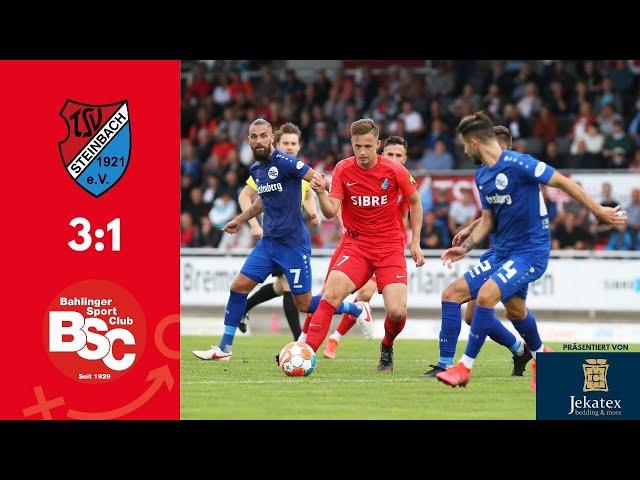 3.Sieg in Folge! #TSVBSC 3:1