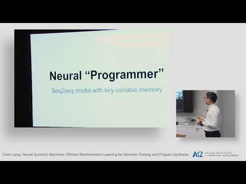 Chen Liang: Neural Symbolic Machines