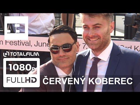 53. MFF Karlovy Vary (2018) Hvězdy na červeném koberci