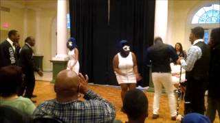 Spring 2014 New Member Show for Zeta Phi Beta Sorority, Inc. (Phi Omicron) Thumbnail