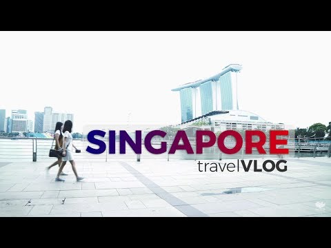 #travelVLOG - episode2 at SINGAPORE