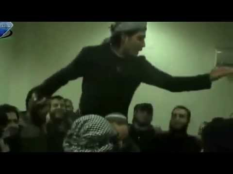 Abdel Basset Sarout and Homs's beseiged rebels, beautiful song | Homs, Syria