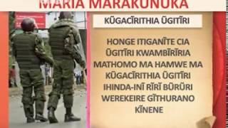 Maria Marakunuka 19.06.2017
