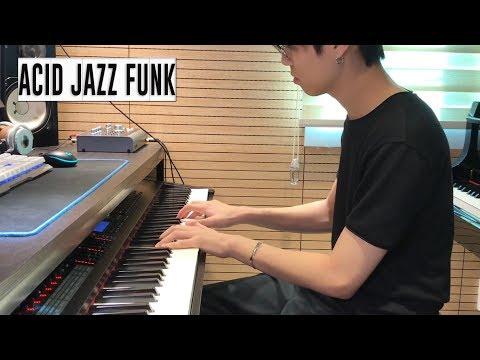 Acid Jazz Funk D minor by Yohan Kim