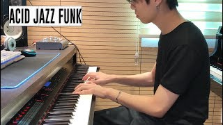 Acid Jazz Funk D minor by Yohan Kim