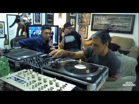 VINYL SESSIONS | ANGELO LEUZZI