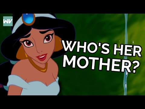 Who is Jasmine's Mother? (The Sultana): Discovering Disney